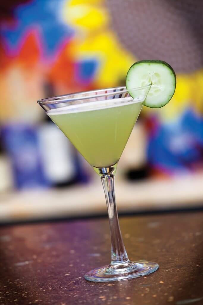 Crisp as a Cucumber: Catelli Duo Osteria & Wine Bar | Voorhees, N.J.