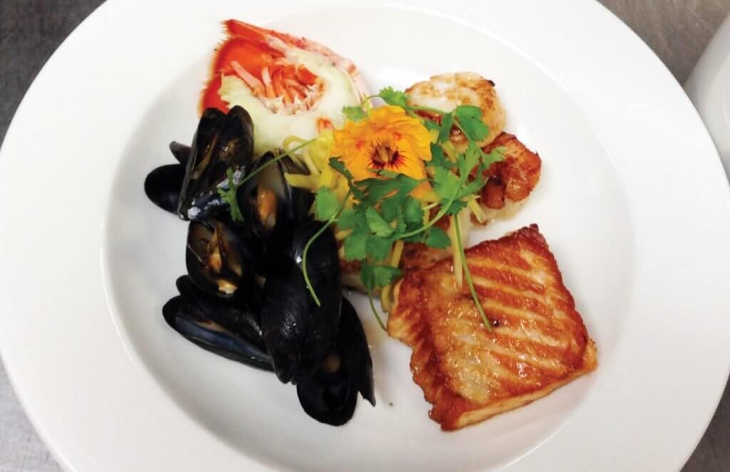 Currying Flavor: Harraseeket Inn | Freeport, Maine