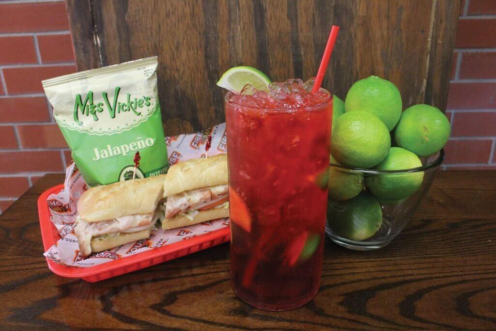 Hometown Beverage: Firehouse Subs | Based in Jacksonville, Fla.