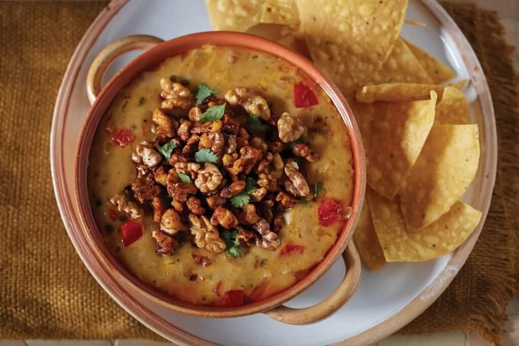 Nuts for Chorizo: California Walnut Board