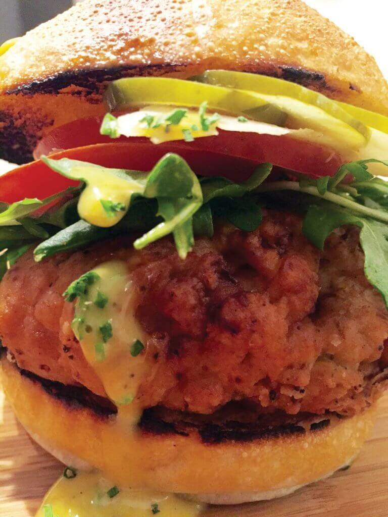 Spirited Chicken: Sammy's Beach Bar & Grill   Based in Mill Valley, Calif.