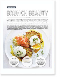 Brunch Beauty