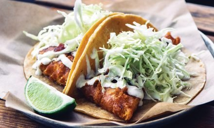 "<span class=""entry-title-primary"">Go Fish</span> <span class=""entry-subtitle"">Creativity and contrast mark the modern fish taco</span>"