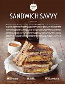 Sandwich Savvy