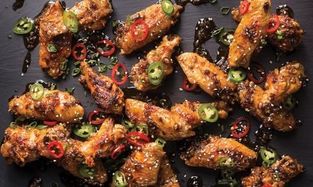 "<span class=""entry-title-primary"">Flavor in Focus: Wing Span</span> <span class=""entry-subtitle"">Thanks to inspired flavor combinations, today's chicken wings are taking flight</span>"