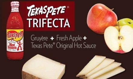 "<span class=""entry-title-primary"">Texas Pete Trifecta: Gruyere + Fresh Apple + Texas Pete Original Hot Sauce</span> <span class=""entry-subtitle"">From UMass dining services</span>"