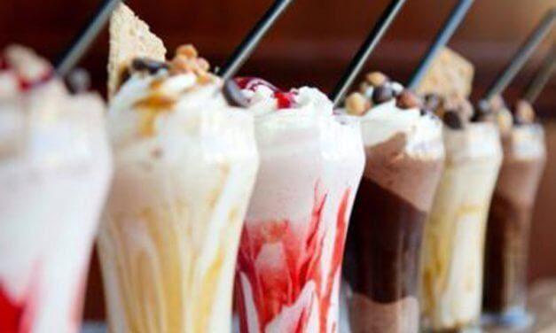 The New Frozen Cocktail: Buzzworthy Slushies & Shakes