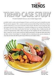 Trends Case Study - Ras el Hanout Hummus Bowl with Sockeye Salmon