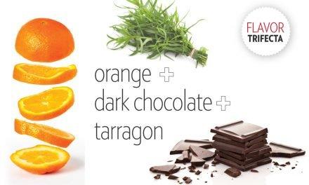 "<span class=""entry-title-primary"">Flavor Trifecta: John State</span> <span class=""entry-subtitle"">orange + dark chocolate + tarragon </span>"