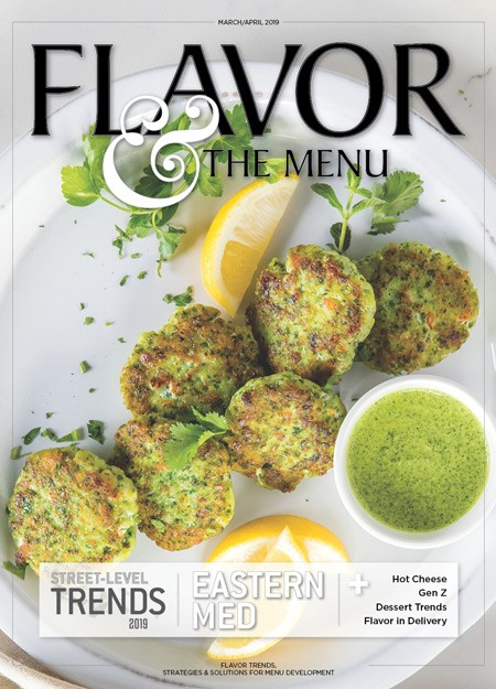 March-April 2019 Flavor cover