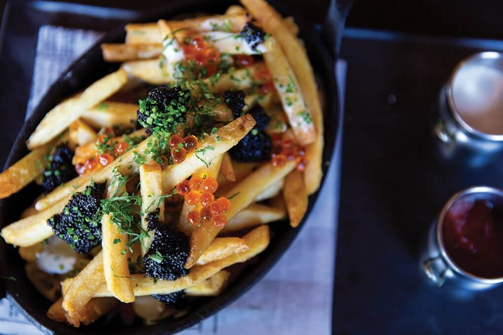 Picture for Caviar Frites