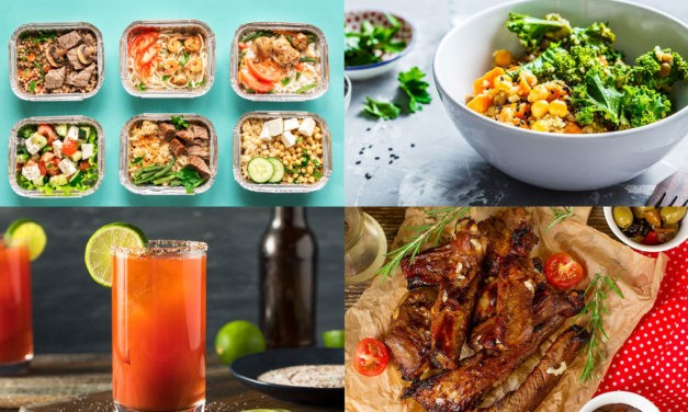 """<span class=""""entry-title-primary"""">Building Meal Kits With Flavor In Focus</span> <span class=""""entry-subtitle"""">19 restaurant experiences designed for at-home dining</span>"""