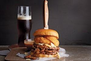 Dipped Beef Umami Burger