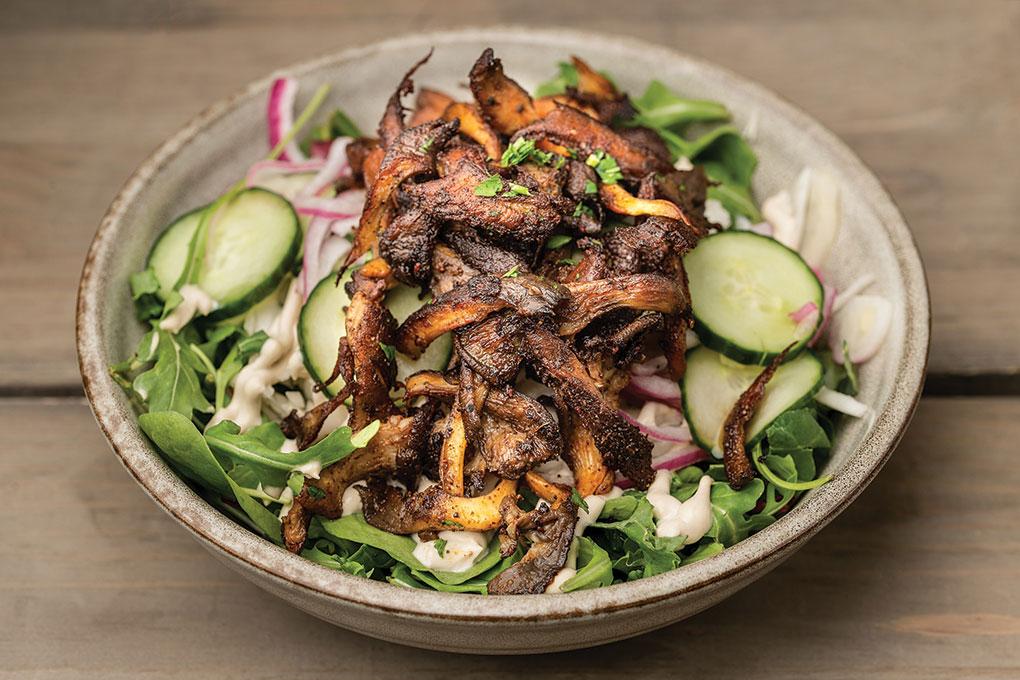 Mushroom Shawarma Bowl photo