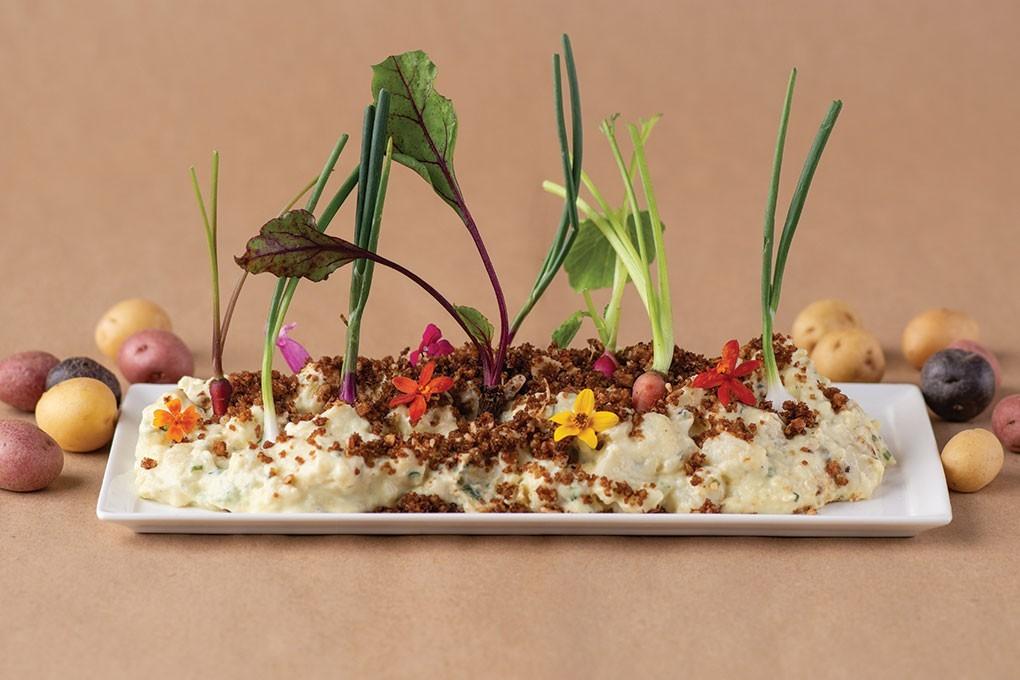 Smoked Potato Salad photo