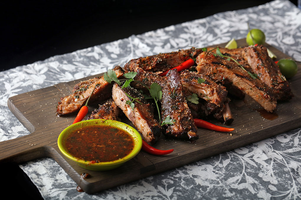 Thai Style Street Ribs photo