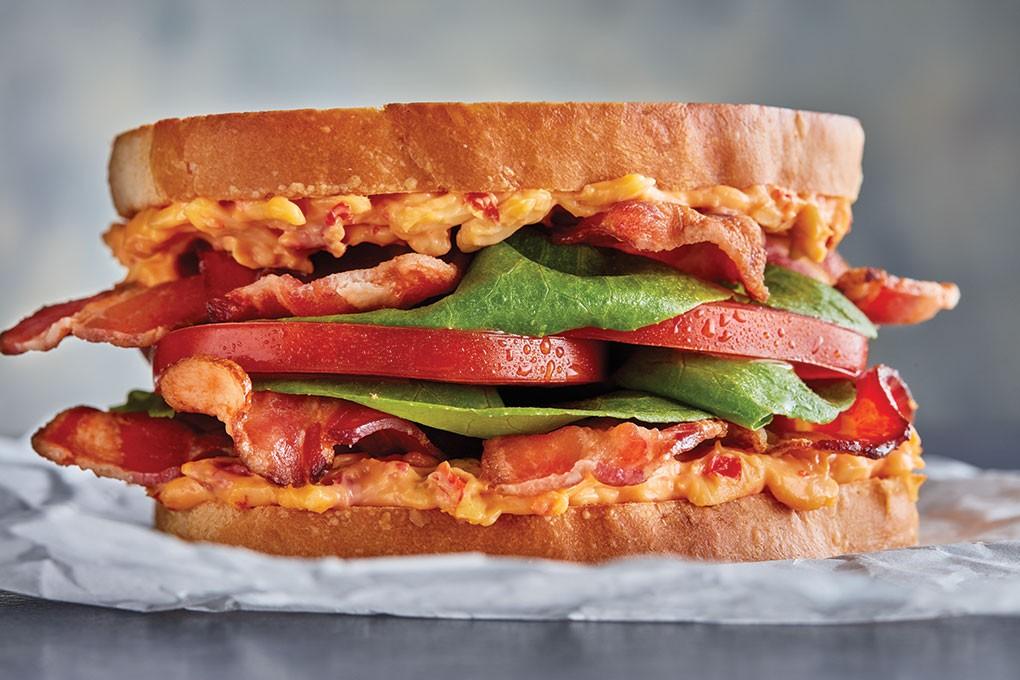 Prices Original Pimiento Cheese Spread PBLT Sandwich