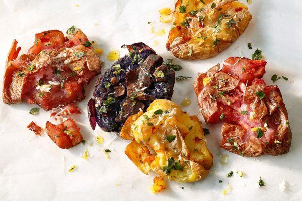 Crispy Lemon & Herb IdahoⓇ Fingerling Potatoes