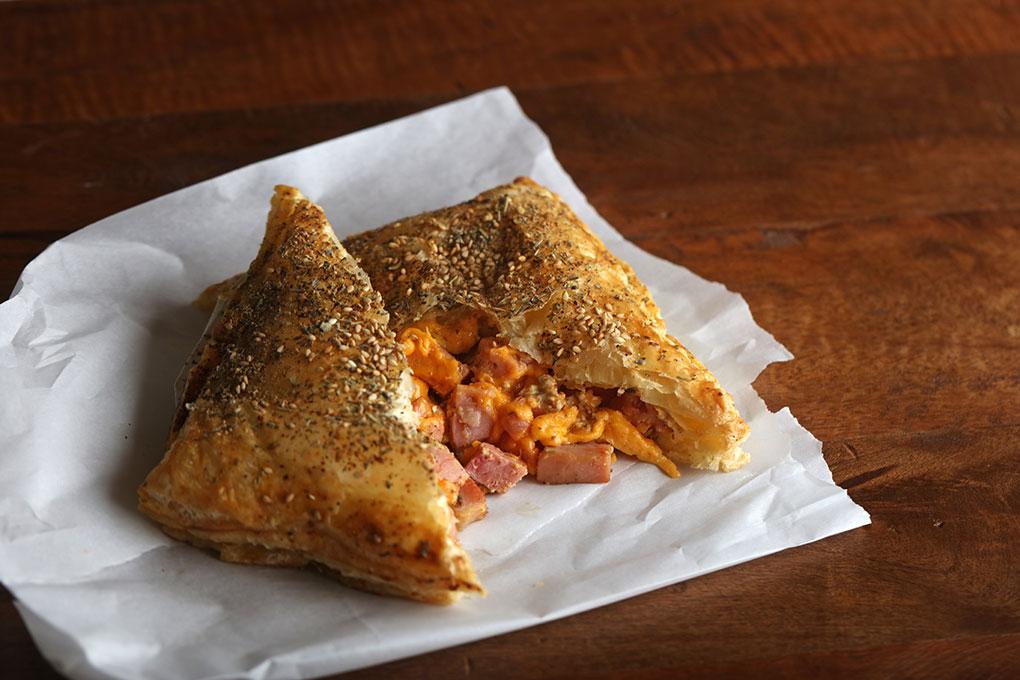 Ham Cheese Pastry