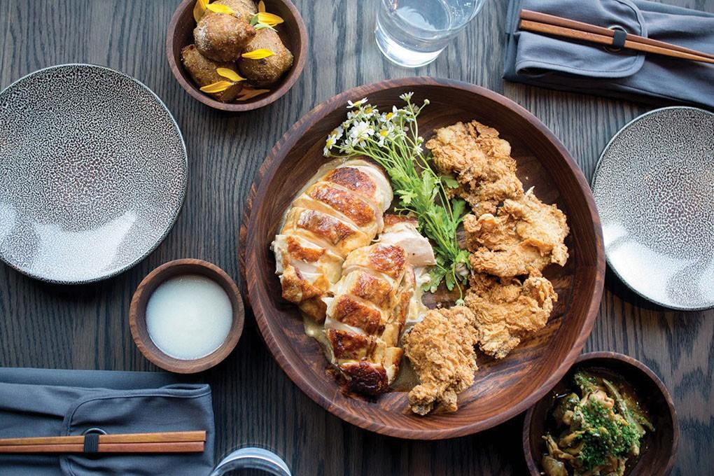 Chicken & Chamomile