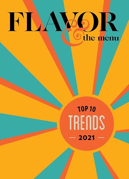 Optimizing and tightening menus while keeping the innovation pipeline flowing. Plus: seafood handhelds, fried chicken, cold weather cocktail trends, comforting plant-forward dishes, patty melts, dessert innovations, and transitioning from customizable menus to curated menus.