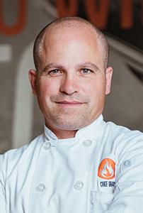 Brad Kent Co-founder/Chief Culinary Officer Blaze Pizza