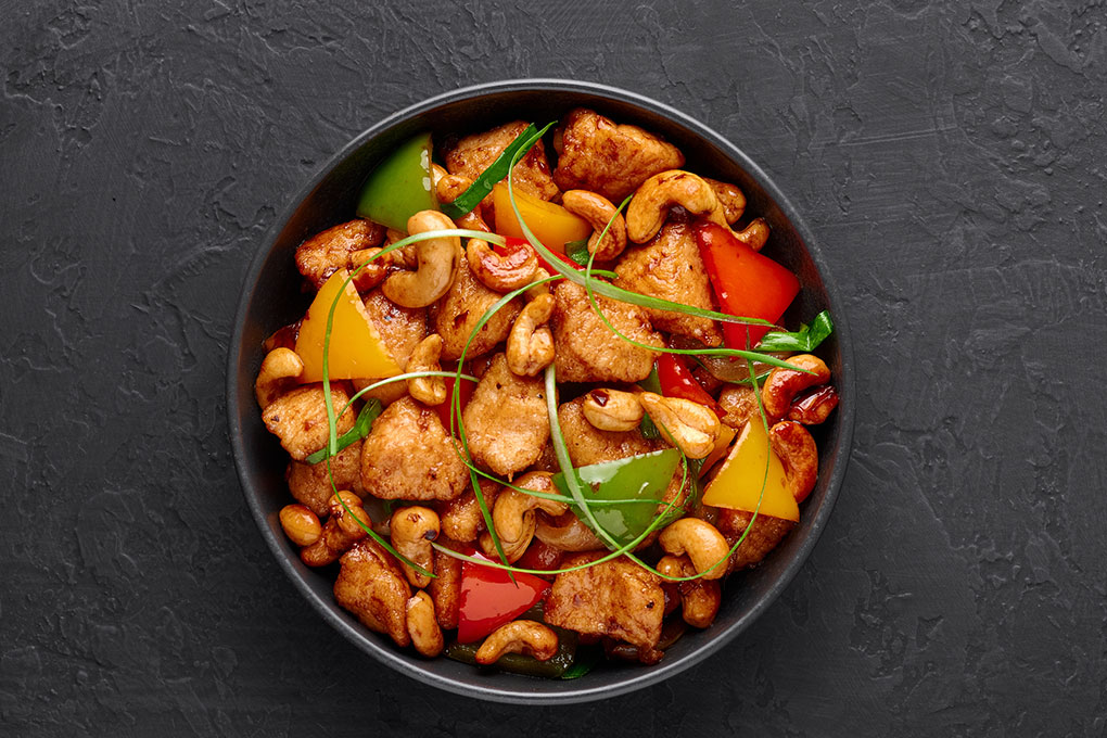 Picture for Spinning Cashew Chicken