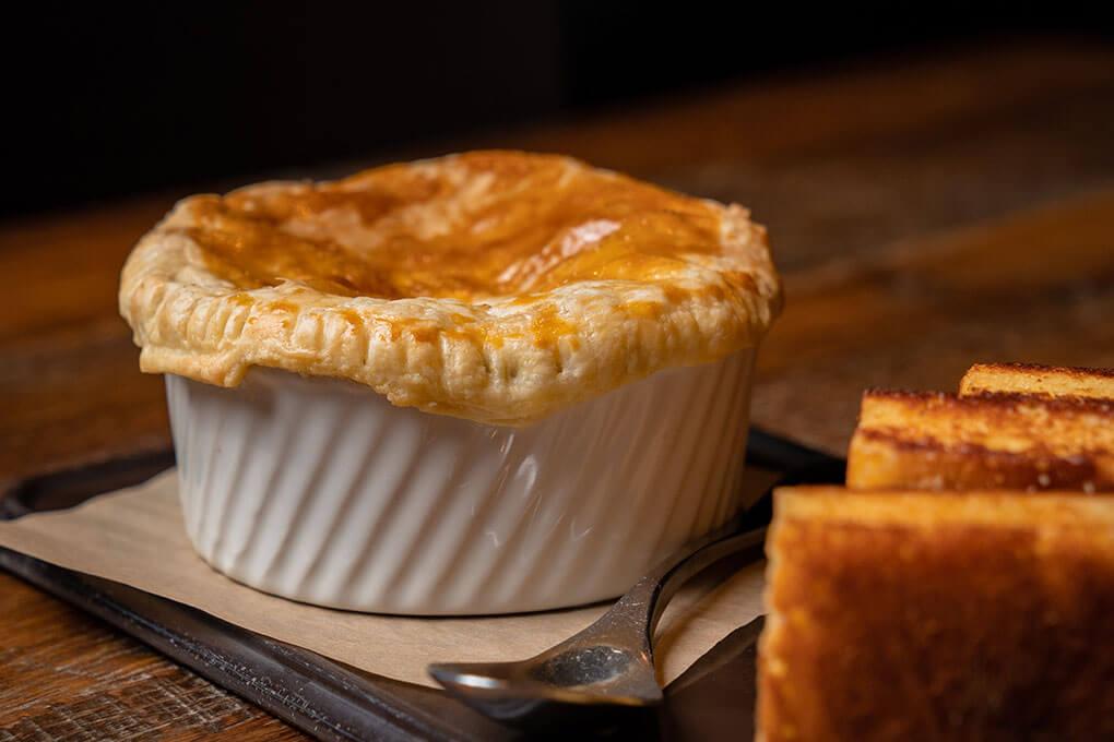 Picture for Crawfish Pot Pie