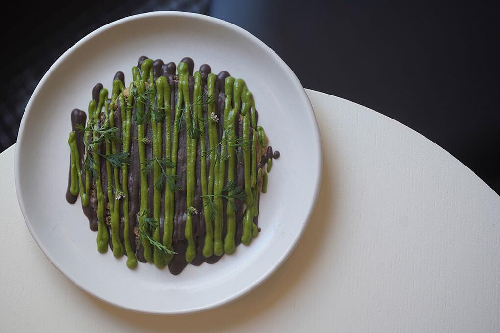 Picture for Green Chorizo Quesadilla