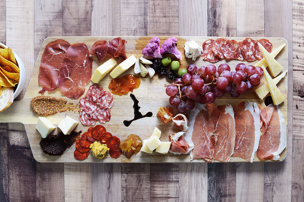 Picture for Meat and Cheese Farm Board