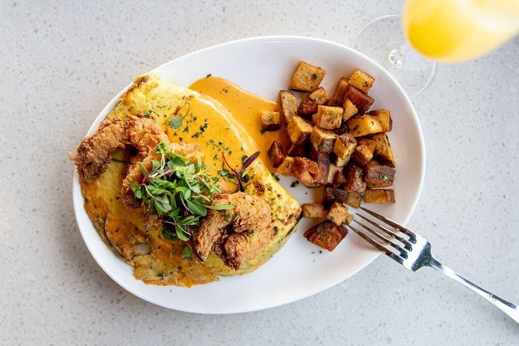 Picture for Omelette Evangeline