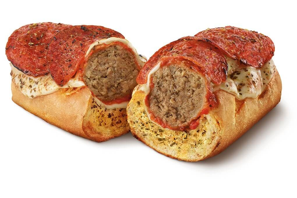 Picture for Pepperoni Pizza Meatball Sub