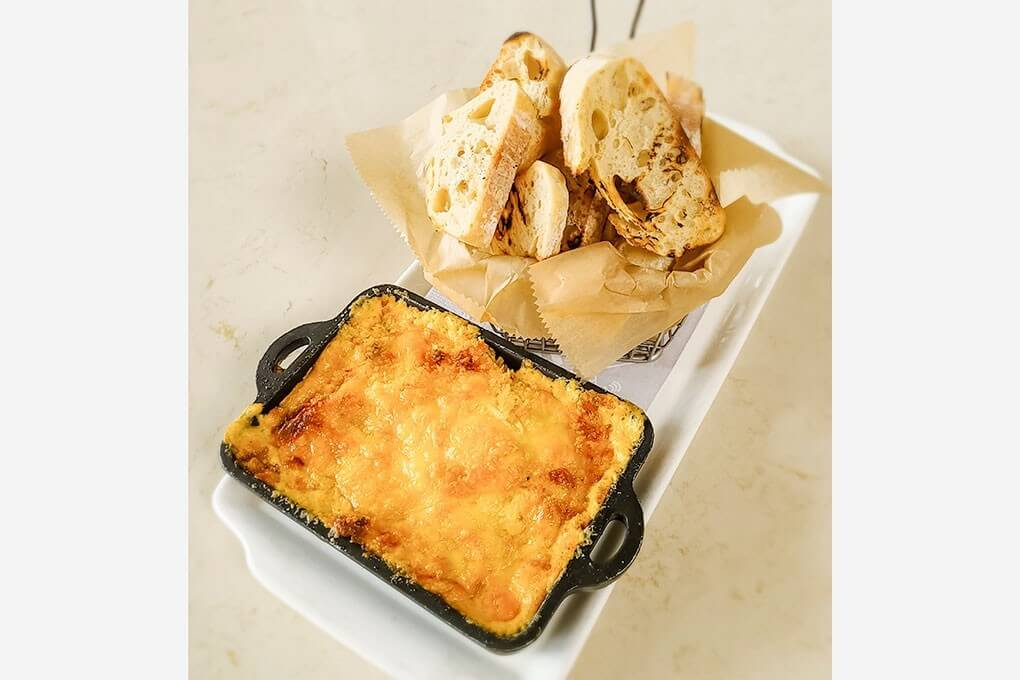 Picture for Smoked Oyster & Artichoke Dip