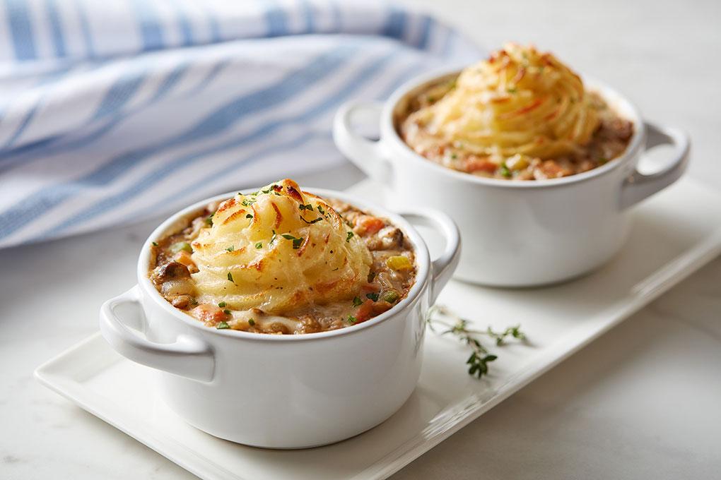 Picture for Idaho® Potato Braised Vegetable Shepherd's Pie