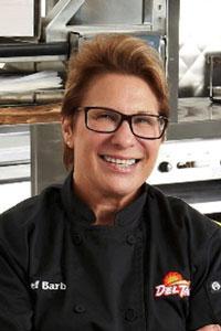 Barbra Colucci Head of R&D/Corporate Chef Del Taco