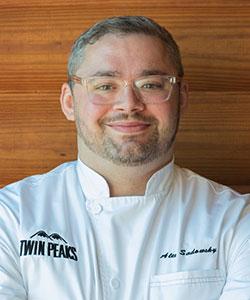 Alex Sadowsky Concept Chef Twin Peaks Restaurants