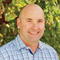 Gabe Caliendo, VP of R&D for Lazy Dog Restaurants