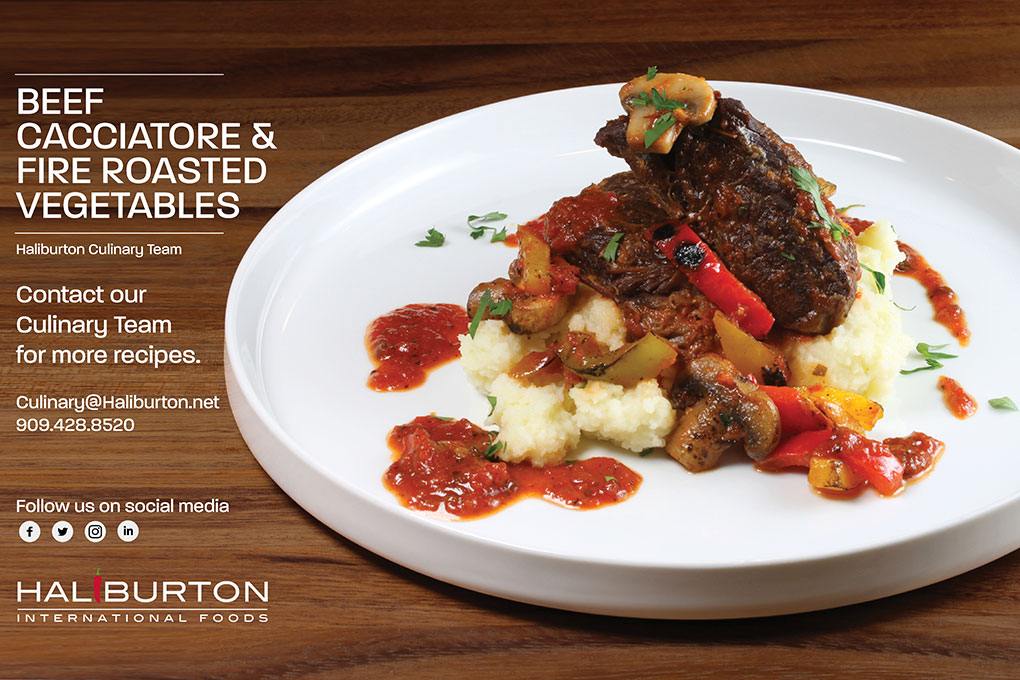 Picture for Beef Cacciatore & Fire Roasted Vegetables